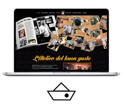 Creazione siti internet parrucchiere barber shop Como | weba05