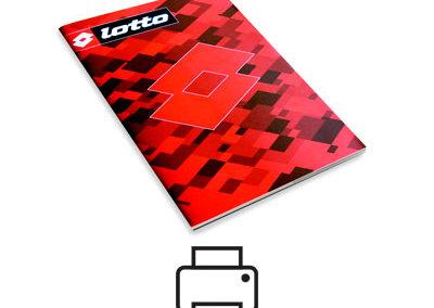 Lotto presentazione collezione