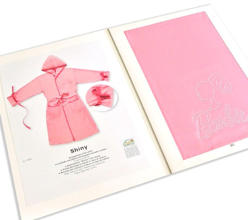 Accappatoio Barbie | weba05