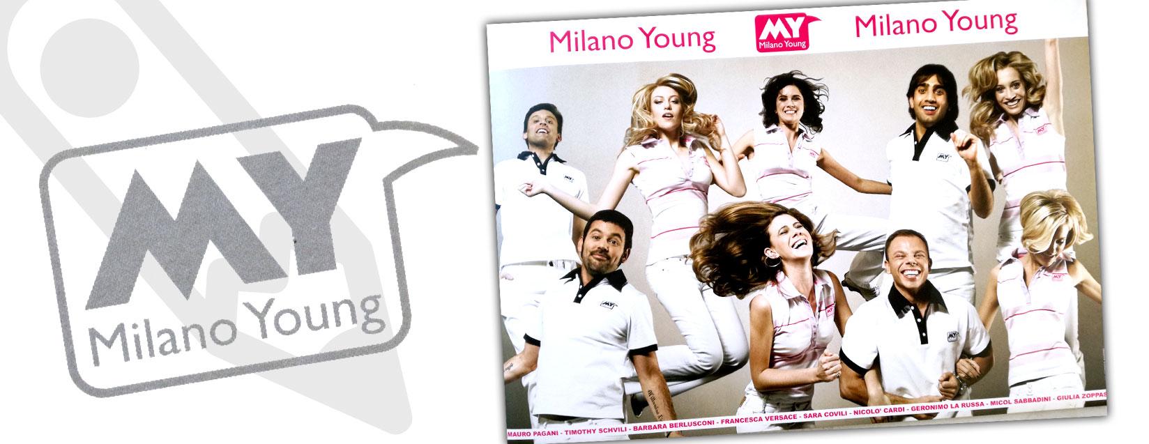 Disegno collezione abbigliamento Milano Young | weba05