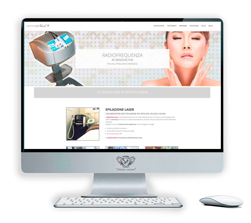 Realizzazione sito web Como | weba05