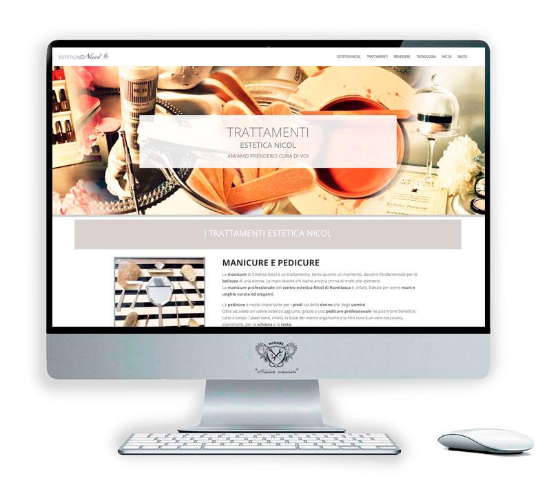 E-commerce prodotti estetic Matis | weba05
